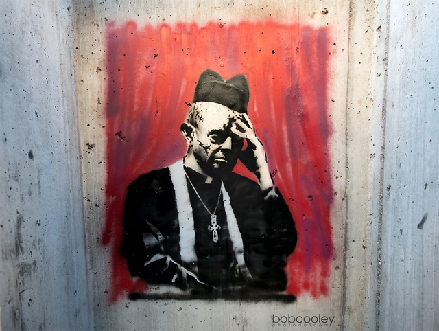 Bob Cooley-Banksy Day 12-NYC-Cooper Union-Coastal Pipeline-East Village-First Ukrainian Assembly of God Church-3