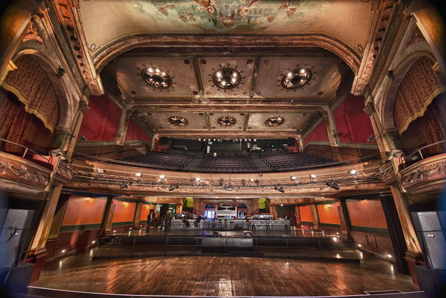 Theatre Corona-Notre-Dame Ouest Street-Montreal-Canada-Interior