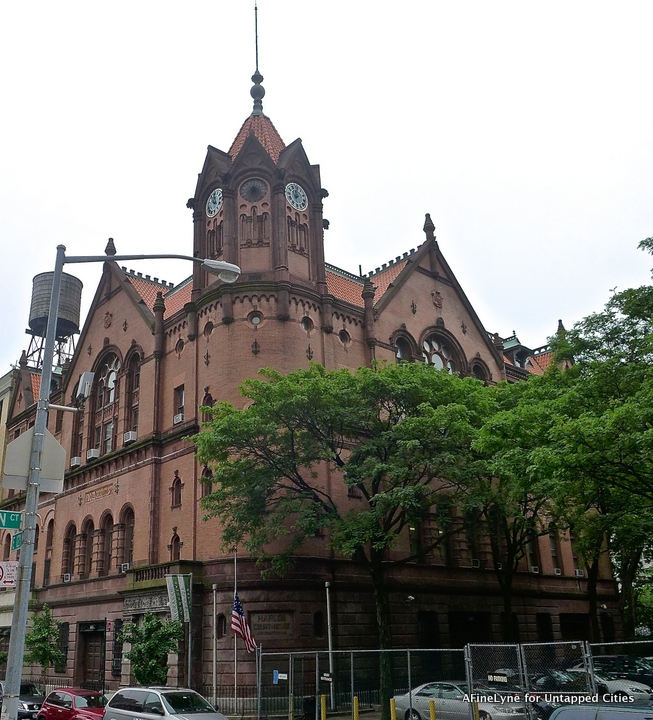 Featured Streetview Harlem Courthouse