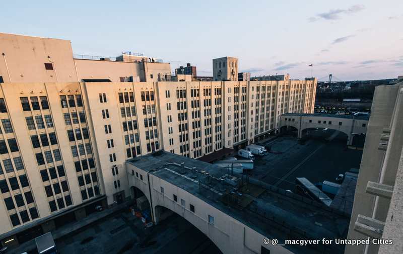 Brooklyn Army Terminal-Untapped Cities Tour-NYCEDC-Atrium-Roof-Annex-NYC-039
