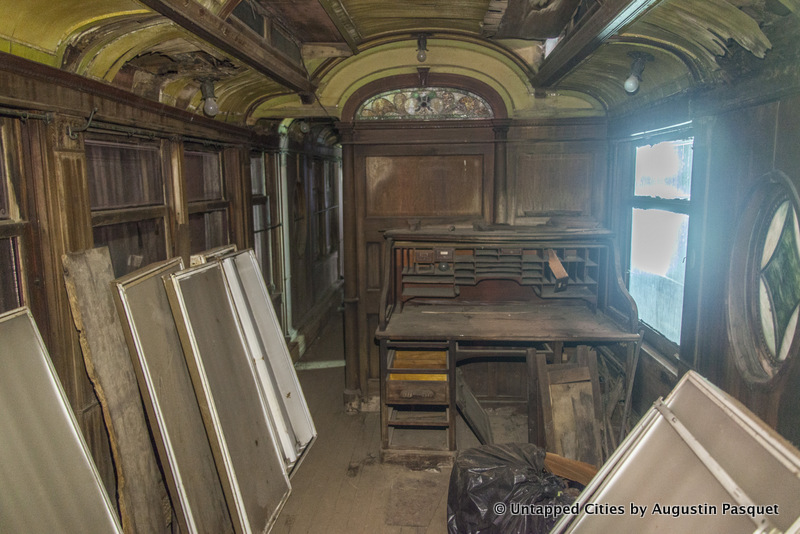 05-Belmont Subway Car-Pennsylvania Trolley Museum-NYC-Untapped Cities_4