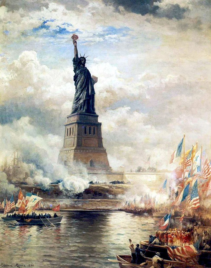 statue-of-liberty-dedication-painting
